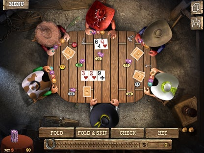 Governor of Poker 2 for Mac