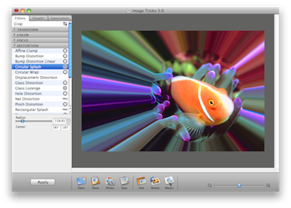 Image Tricks for Mac