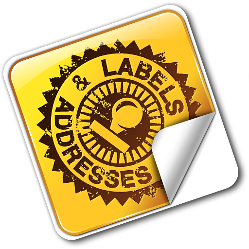 Labels & Addresses for Mac