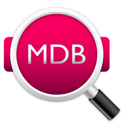 MDB Explorer for Mac