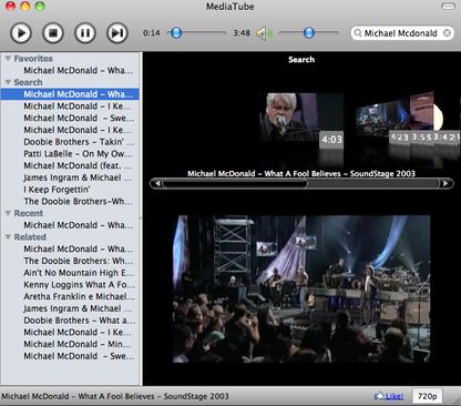 MediaTube for Mac