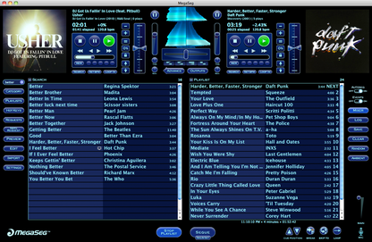 MegaSeg DJ for Mac