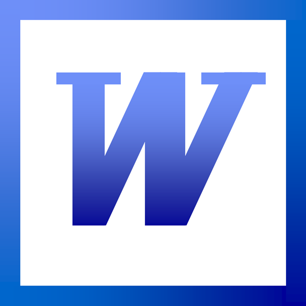 Microsoft Word 2002 Update