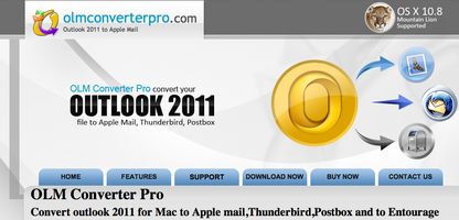 OLM Converter Pro for Mac
