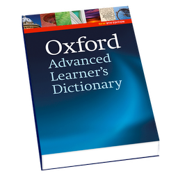 Oxford Advanced Learner's Dictionary for Mac