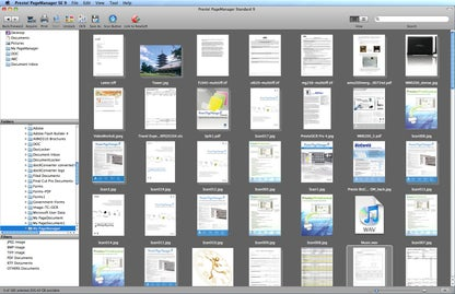 Presto PageManager 9 SE for Mac