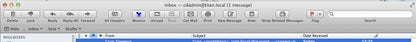 Restore Bounce Mail Button To Lions Mail for Mac