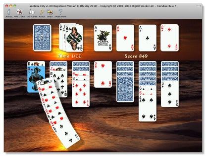 Solitaire City for Mac