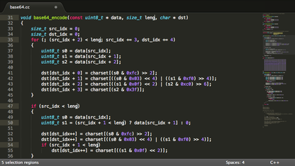 Sublime Text for Mac