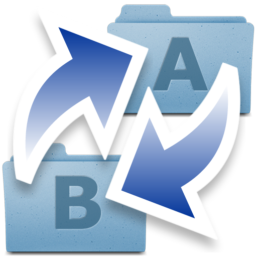 SyncTwoFolders for Mac