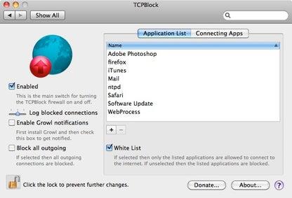 TCPBlock for Mac