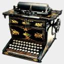 Typewriter Keyboard for Mac