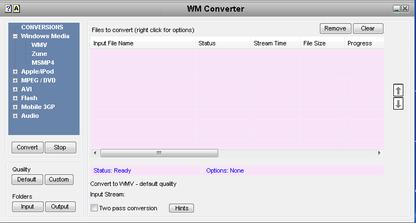 WM Converter