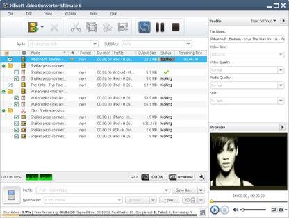 Xilisoft Video Converter Platinum