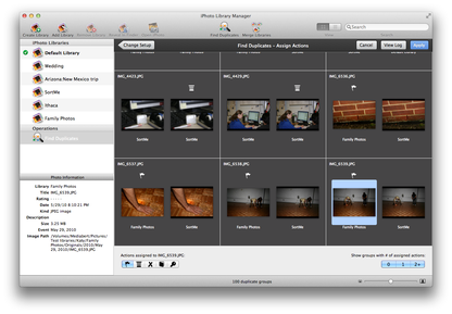 iPhoto Library Manager for Mac